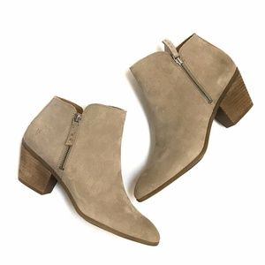 Tan FRYE Ankle Boots (NWT)